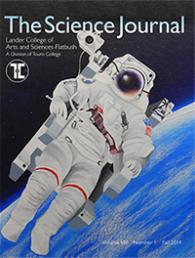 The Science Journal - Volume VIII - Number 1 - Fall 2014