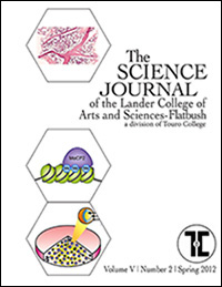 The Science Journal - Volume V - Number 2 - Spring 2012