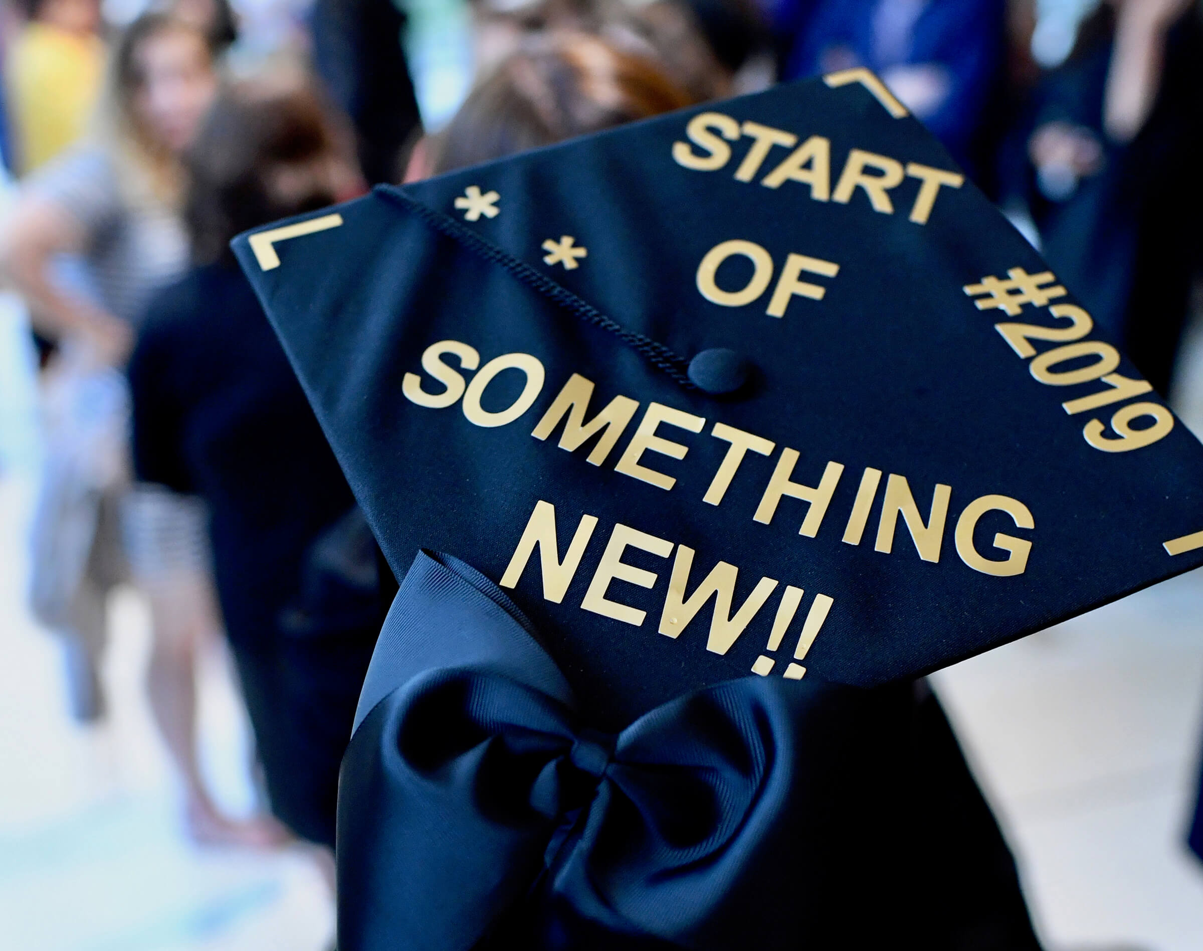 It's the start of something new for our class of 2019 Lander Colleges graduates!