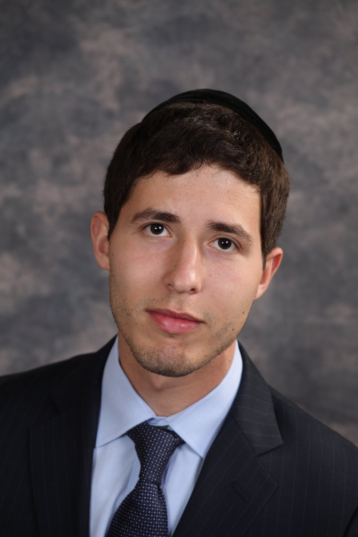 Moshe Jacob of Monsey, N.Y. was named the 2015 valedictorian of the men's division of the Lander College of Arts & Sciences in Flatbush.